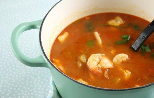 Sopa De Pescado 10 Recetas Fáciles